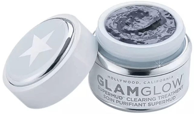 белая очищающая маска Glamglow Supermood